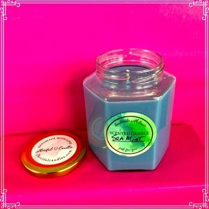 Sea Mist Scented Soy Candle 16oz